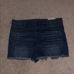 American Eagle stretch shorts
